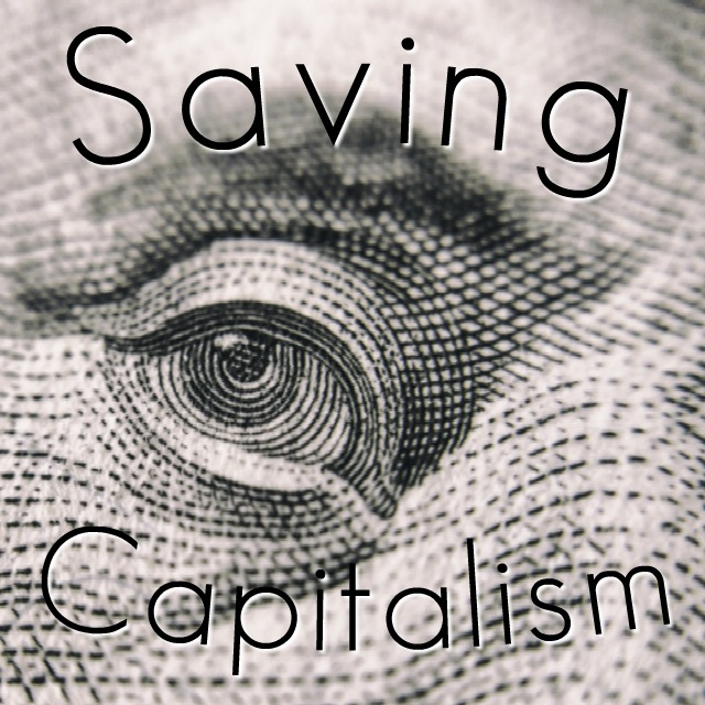 Saving Capitalism. A documentary on the rise of inequality and a rigged economic system.