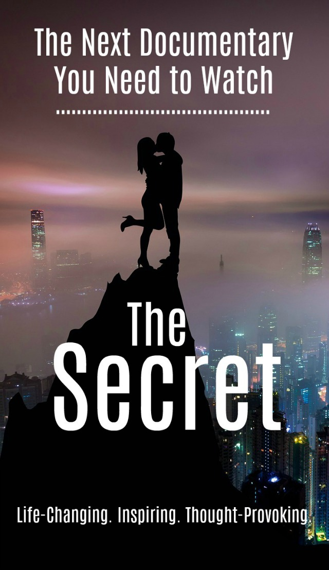 The Secret is one of the best documentaries out there that can completely change your life - all with the Law of Attraction.