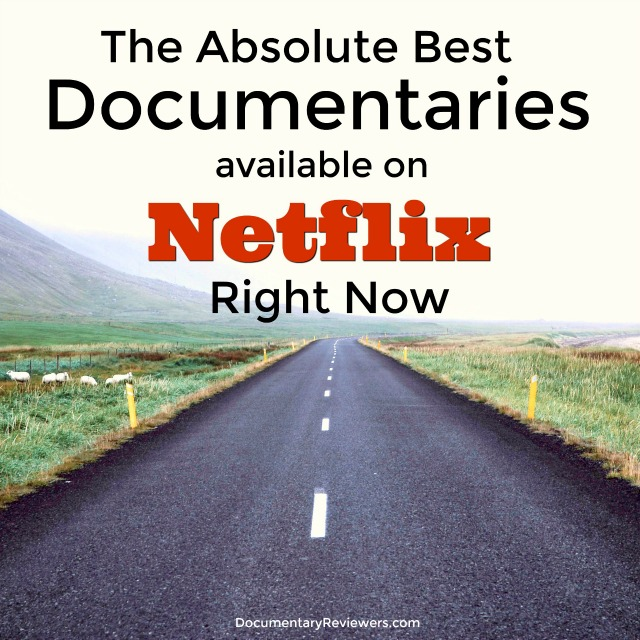The best Netflix documentaries that you can watch right now.