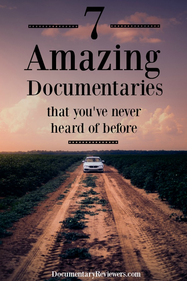 These rare documentaries may be little-known, but they're still some of the best documentaries that you'll ever see! It's definitely time to update your Netflix queue with these gems!