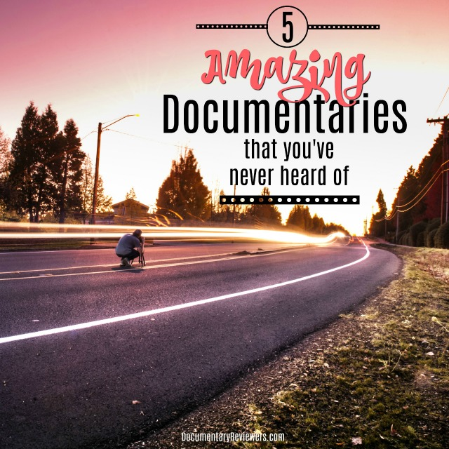 These are some of the best documentaries to watch, yet somehow most people have never heard of them! If you're looking for a new documentary to excite you, this list is for you!