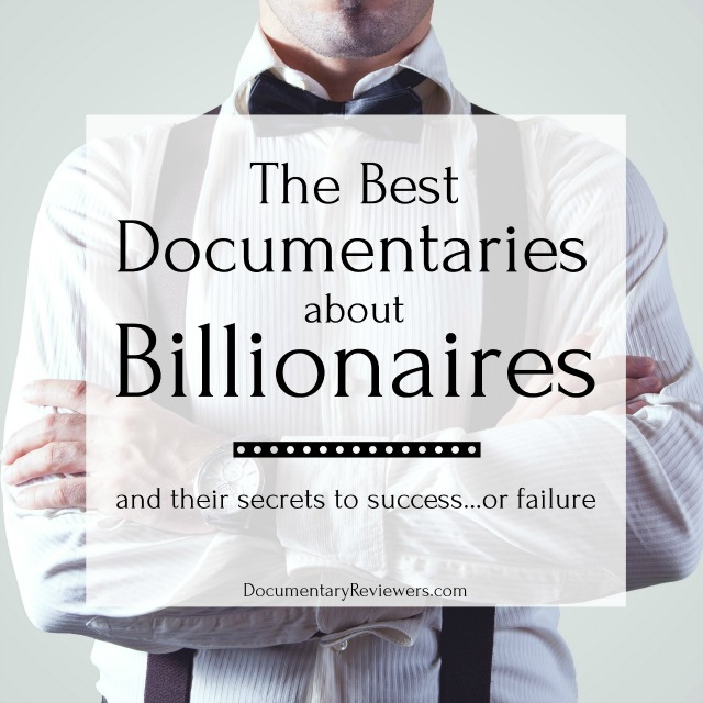 These billionaire documentaries are sure to inspire and motivate you! Learn the secrets of Warren Buffett, Agnelli, and more!