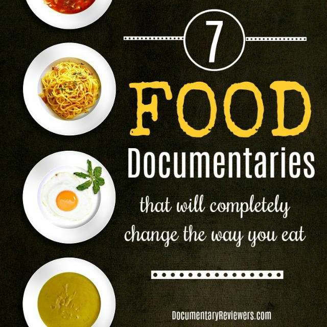 These are the best food documentaries on Netflix and Amazon Prime and ALL of them have the ability to completely change the way you eat.