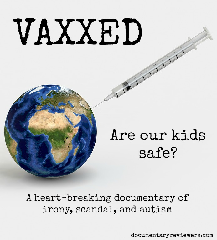 Vaxxed is a controversial documentary linking MMR vaccine to autism. Any parent concerned about vaccination will want to watch.
