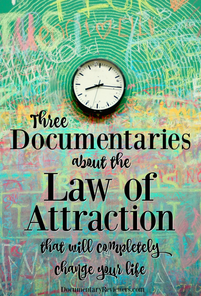 These documentaries about the law of attraction are the perfect source of inspiration to completely change your life and achieve your dreams! Not only will they show you just how powerful the LOA can be, but they'll tell you exactly what you need to know to make it happen for you.