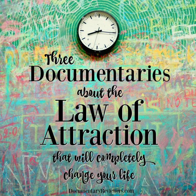 These documentaries about the law of attraction are the perfect source of inspiration to change your life! Not only do they tell you exactly how powerful the LOA can be, but they also tell you exactly how to implement it in your life!