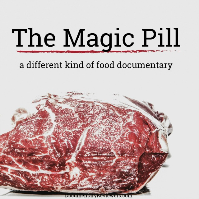 The Magic Pill is a different food documentary that profiles the ketogenic and paleo diets that are high-fat and meat-based. The results are shocking and inspiring! This is a great documentary to watch!