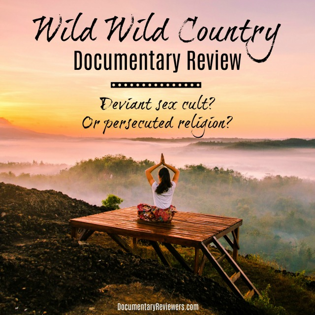 If you're looking for a cult documentary, or even just a bizarre documentary, Wild Wild Country is the choice for you! It is one of Netflix's newest docu-series and it is definitely worth watching!