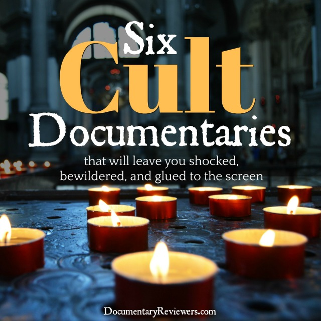 These cult documentaries feature notorious leaders like Warren Jeffs, Baghwan Rajneesh, and Michael Travesser. You won't believe what you see!