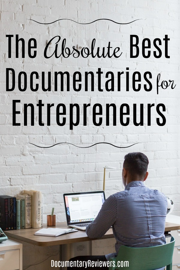These entrepreneur documentaries will completely transform your mindset and small business! They'll generate new ideas, give you your next ah-ha moment, and help you become more productive. Time to update your Netflix queue!