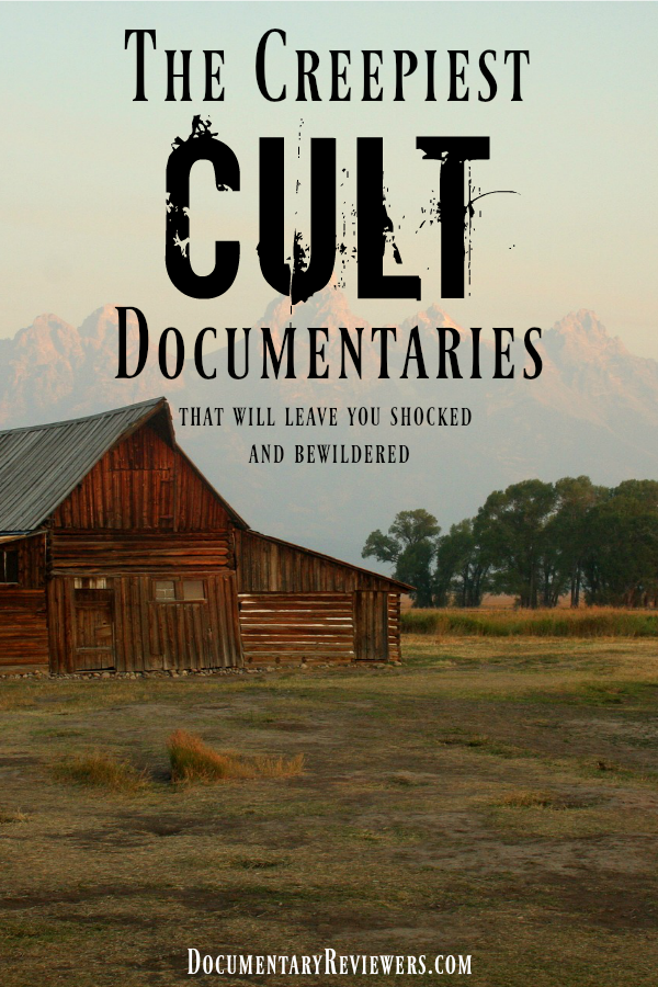 These documentaries about cults will blow your mind! From polygamy and child brides to mass poison and brainwashing, there's a cult documentary for everything. Time to update your Netflix queue!