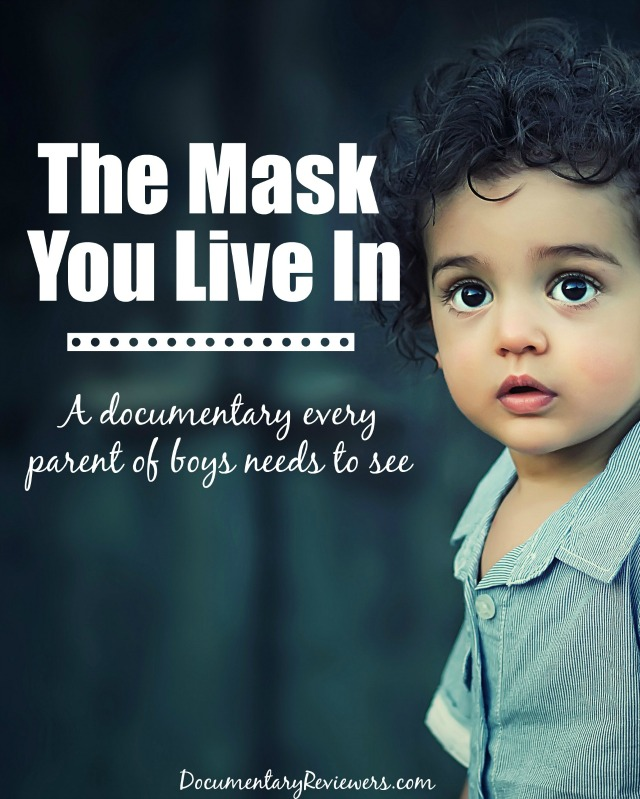 The Mask You Live In is the perfect parenting documentary for families with boys. It takes a look at the way society affects men from the minute they're born until they reach adulthood. If you have a son, this is a must-watch!