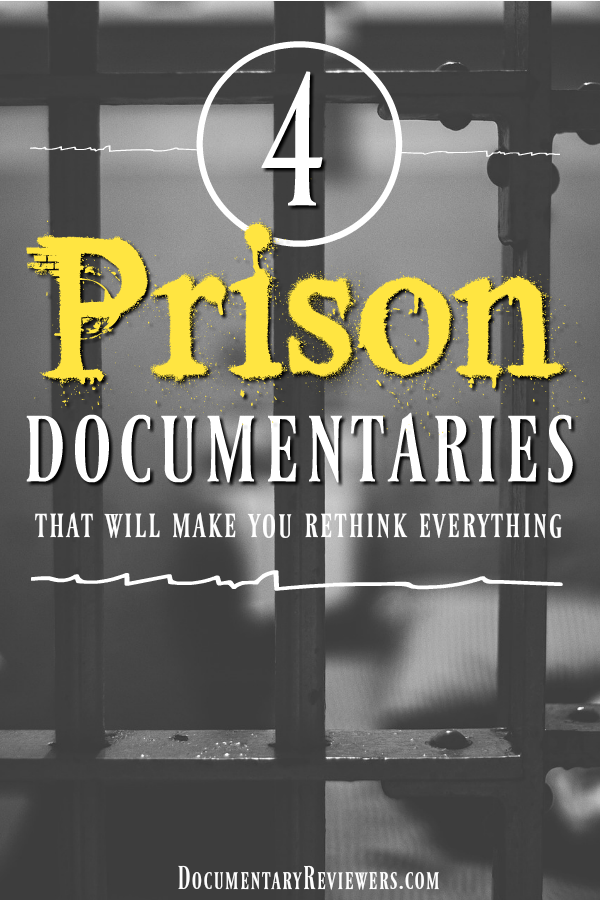 These prison documentaries will not only entertain you, they'll make you rethink everything you know about our justice and prison systems. If you're on the hunt for documentaries about prison, make sure you start with these!