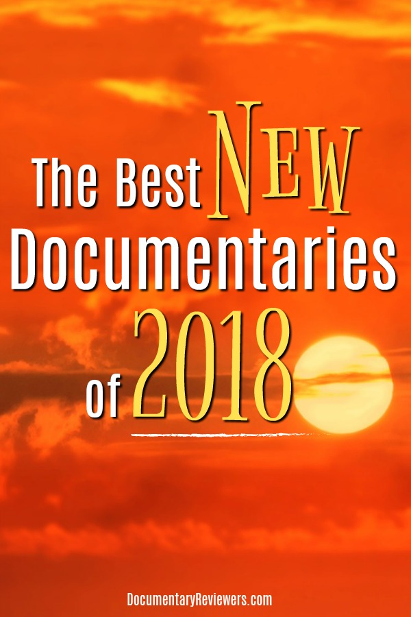 These are definitely the best new documentaries of 2018...and there's even more to come! Including true crime, inspirational biographies, and of course some cult action, there's something for everyone!