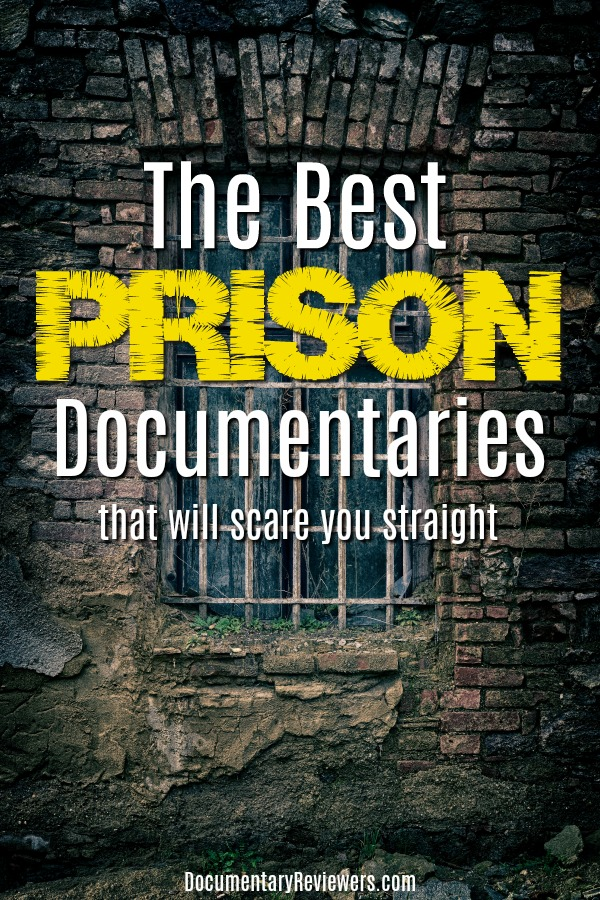 These are definitely the best prison documentaries that you can stream right now. Forget about cops-style shows, these documentaries about prison life and our prison system will completely blow your mind and totally change how you think about the world!