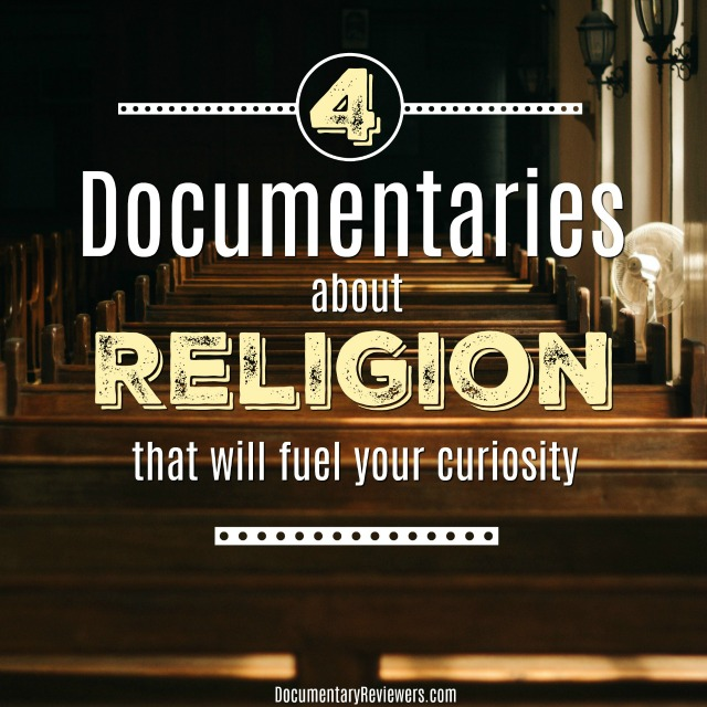 These religion documentaries are the perfect flick to fuel your curiosity! Bizarre rituals, faith-altering scandals, and family estrangements are just a few of the topics discussed in these documentaries about Mormonism, Scientology, Catholicism, and Judaism.
