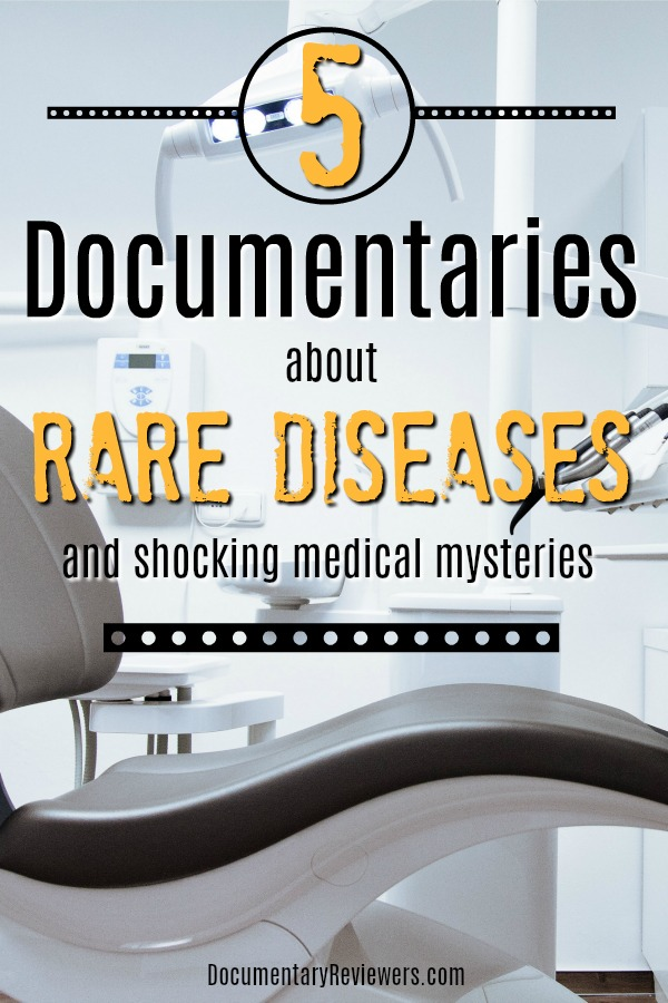 These medical documentaries about rare diseases and shocking mysteries will keep you captivated and truly appreciating your health!  All are available on either Netflix, Amazon Prime, or HBO.