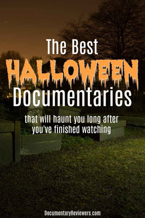 The only thing that beats a good Halloween movie is this list of Halloween documentaries! Creepy, disturbing, and terrifying, all of these films prove that truth is stranger than fiction. If you're looking for a real thrill, these documentaries for Halloween are exactly what you need.