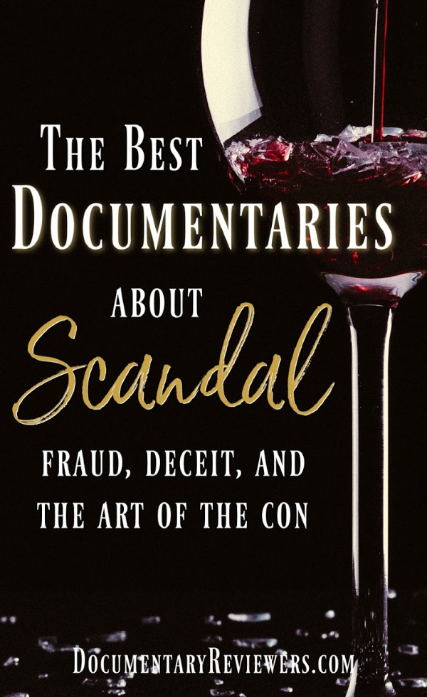 These scandal documentaries will completely blow your mind!  They're shocking, addicting, and perfect for your next Netflix night! Time to update the queue. ;-)