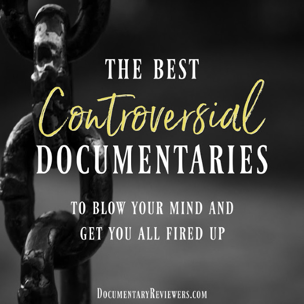 These documentaries about controversies will have you questioning everything you thought you knew! They're all worth watching, so add them to your Netflix queue!