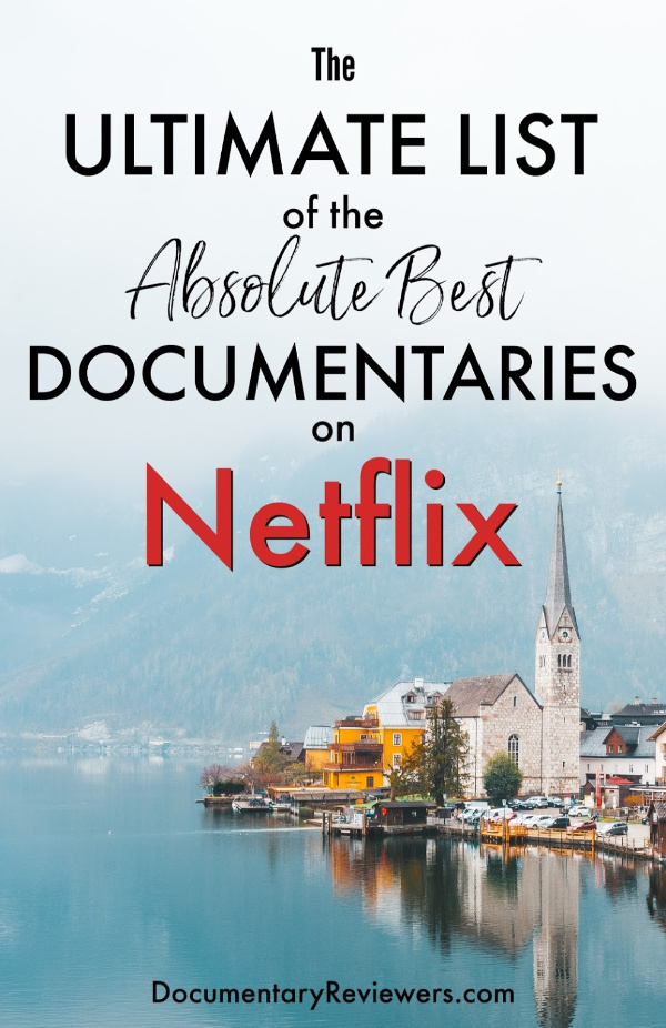 These documentaries are the absolute best on Netflix that you can find!  Netflix documentaries have consistently been ranking as some of the best documentaries out there, so it's time to update your queue with these classics!