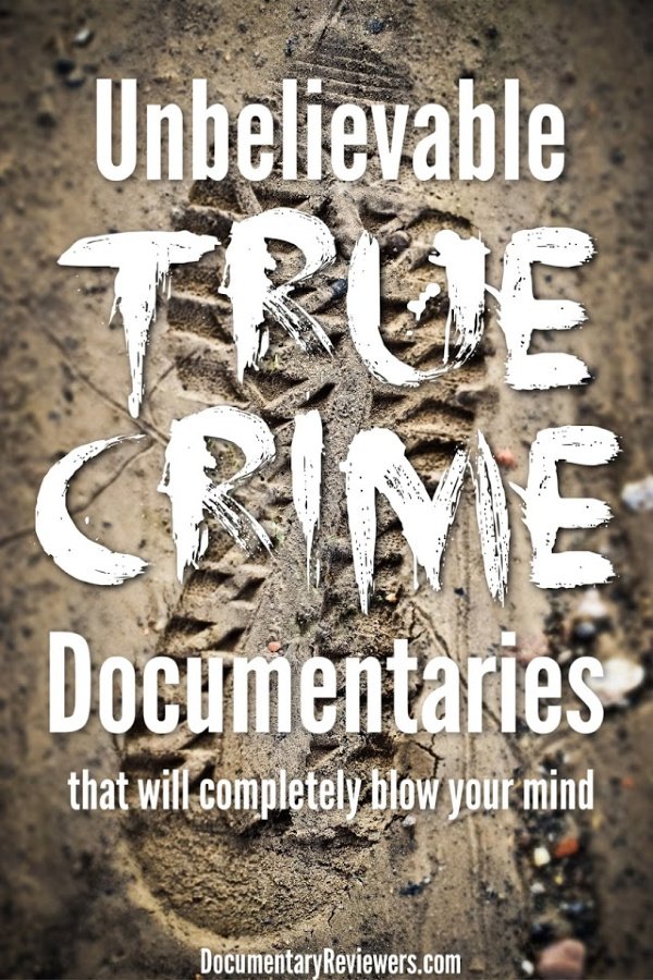 These true crime documentaries are some of the best documentaries you will find and definitely some of the best docuseries that have been created.  Get ready to spend the weekend with Netflix!