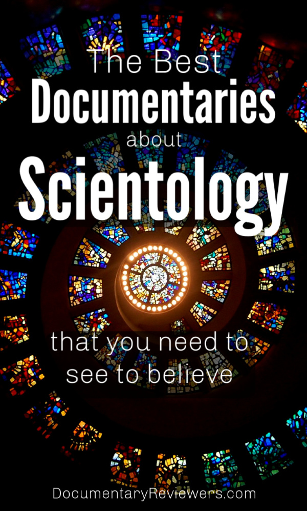 These documentaries about Scientology will totally blow your mind!  This notorious cult has a lot of bizarre aspects and these documentaries do a great job uncovering them.