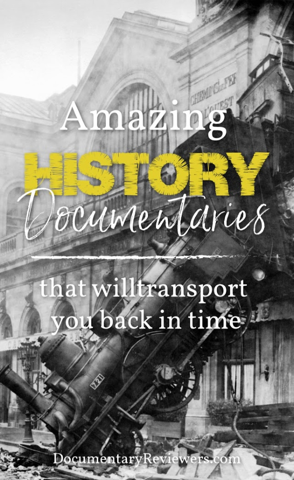 These history documentaries are some of the best documentaries out there! Not only will you learn so much, but every history documentary on this list is actually really exciting!