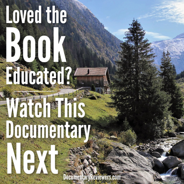 If you loved the book Educated, then this documentary needs to be next on your list! It tells the story of Ruby Ridge and the Weavers...a family that had a profound impact on Westover's upbringing.